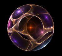 A pillanat, mint gömb forma