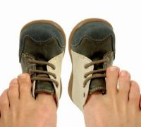 Amikor szorít a cipő