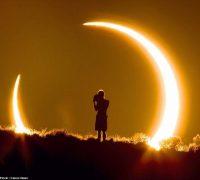 Jönnek az eklipszek: nap és holdfogyatkozások